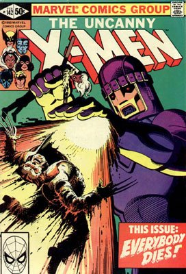 Uncanny X-Men 142