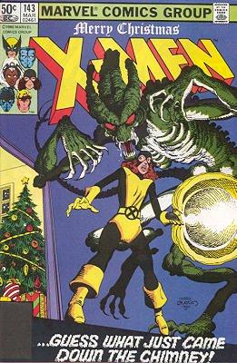 Uncanny X-Men # 143