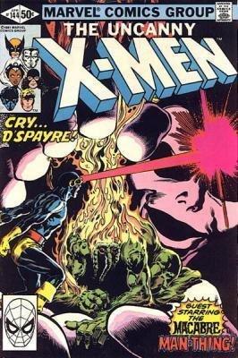 Uncanny X-Men # 144