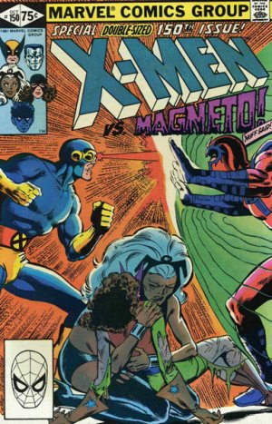 Uncanny X-Men # 150