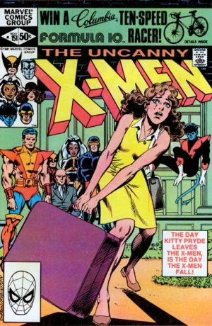 Uncanny X-Men 151 - X-Men Minus One