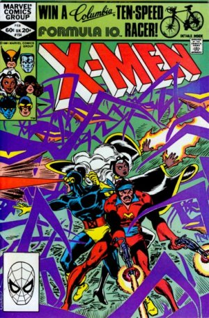 Uncanny X-Men # 154 Issues V1 (1963 - 2011)