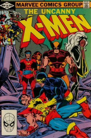 Uncanny X-Men # 155 Issues V1 (1963 - 2011)