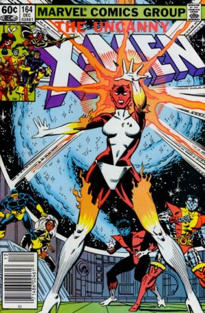 Uncanny X-Men # 164 Issues V1 (1963 - 2011)