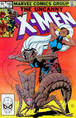 Uncanny X-Men # 165 Issues V1 (1963 - 2011)
