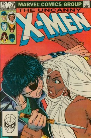 Uncanny X-Men # 170 Issues V1 (1963 - 2011)
