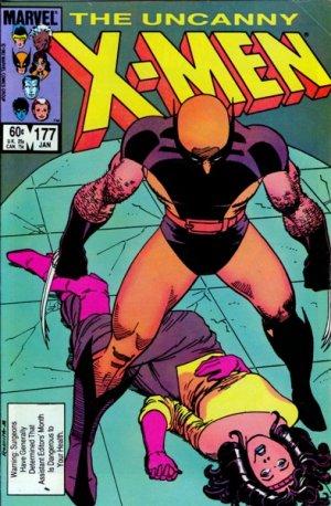 Uncanny X-Men # 177 Issues V1 (1963 - 2011)