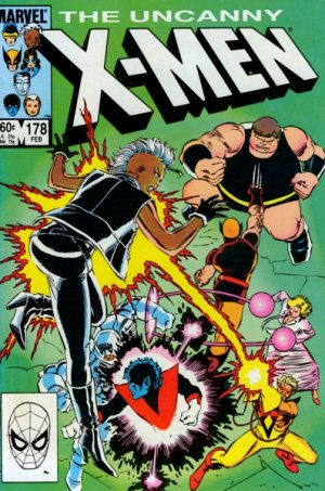 Uncanny X-Men 178 - Hell Hath No Fury...