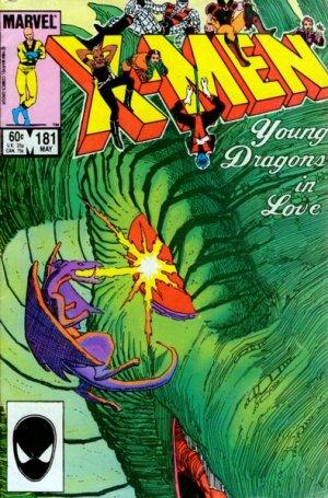 Uncanny X-Men # 181 Issues V1 (1963 - 2011)