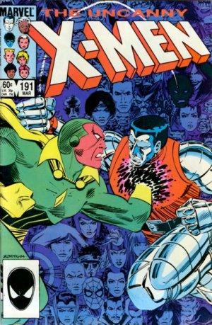 Uncanny X-Men # 191