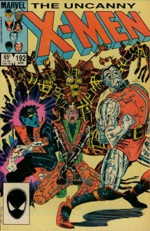Uncanny X-Men # 192
