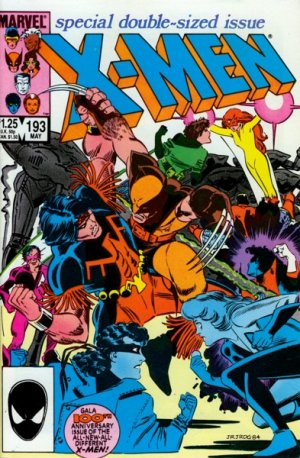 Uncanny X-Men # 193