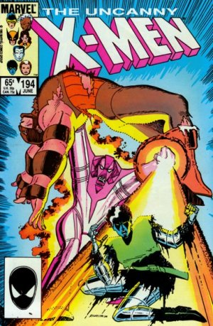Uncanny X-Men 194