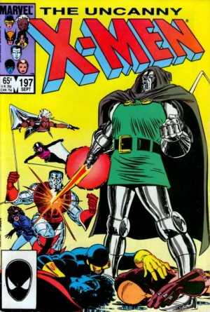 Uncanny X-Men 197