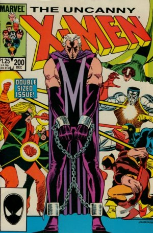 Uncanny X-Men 200