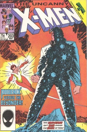 Uncanny X-Men # 203 Issues V1 (1963 - 2011)