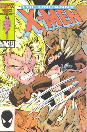 Uncanny X-Men # 213