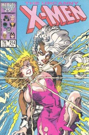 Uncanny X-Men # 214