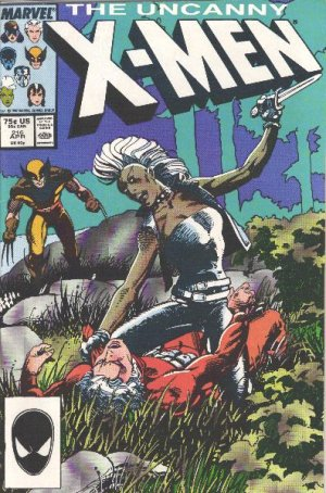 Uncanny X-Men 216 - Crucible