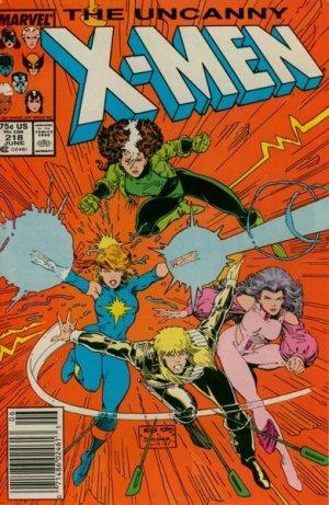 Uncanny X-Men # 218