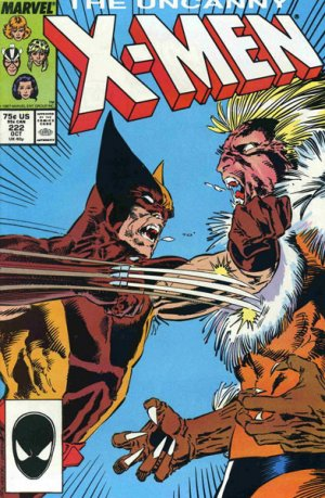 Uncanny X-Men # 222 Issues V1 (1963 - 2011)