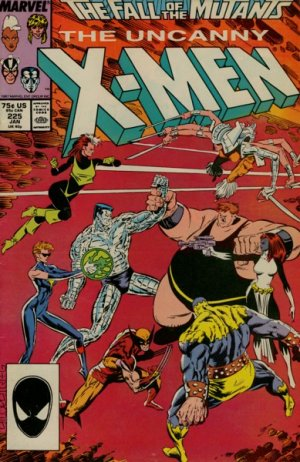 Uncanny X-Men # 225 Issues V1 (1963 - 2011)