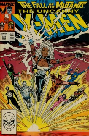 Uncanny X-Men # 227 Issues V1 (1963 - 2011)