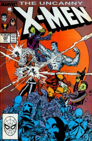 Uncanny X-Men 229
