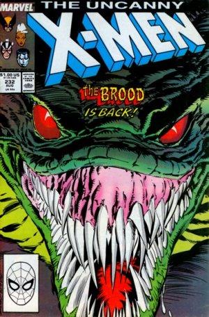 Uncanny X-Men # 232
