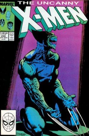 Uncanny X-Men # 234