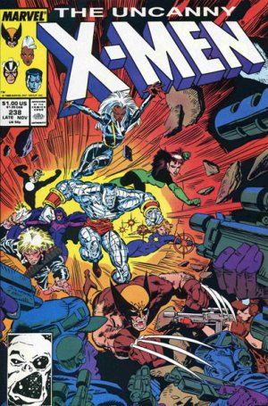 Uncanny X-Men 238 - Gonna Be a Revolution