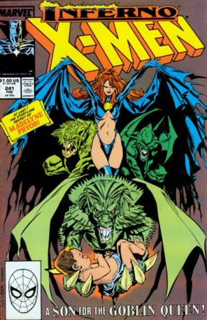 Uncanny X-Men 241 - Fan the Flames