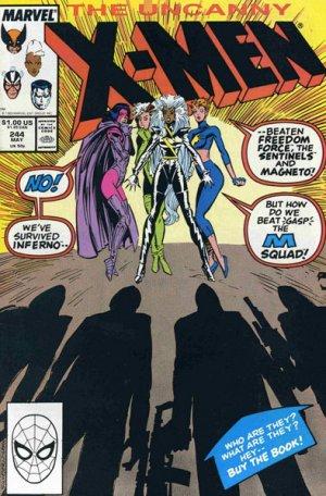 Uncanny X-Men # 244