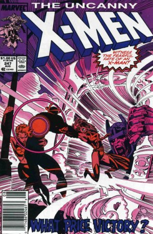 Uncanny X-Men 247 - The Light That Failed