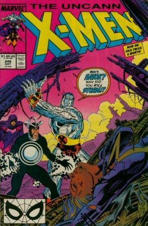 Uncanny X-Men 248 - The Cradle Will Fall!