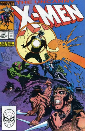 Uncanny X-Men # 249