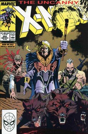 Uncanny X-Men 252