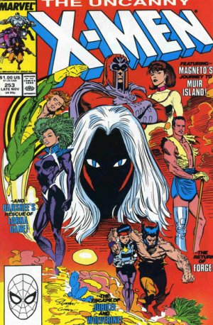 Uncanny X-Men # 253
