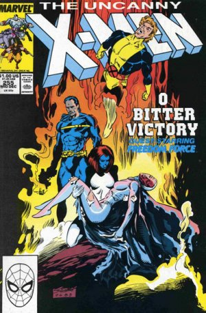 Uncanny X-Men 255