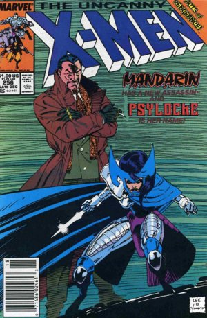 Uncanny X-Men # 256