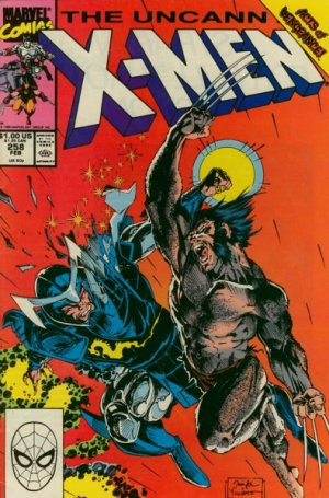 Uncanny X-Men 258