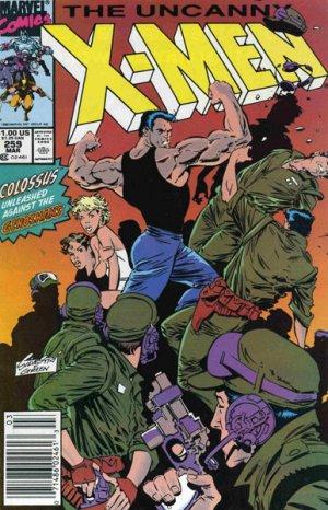 Uncanny X-Men 259