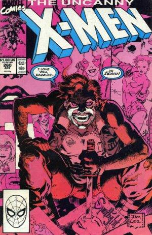 Uncanny X-Men 260 - Star 90