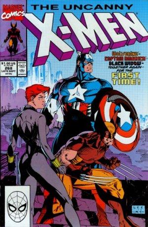 Uncanny X-Men # 268 Issues V1 (1963 - 2011)