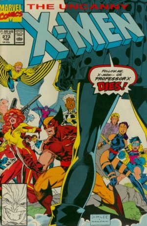 Uncanny X-Men 273