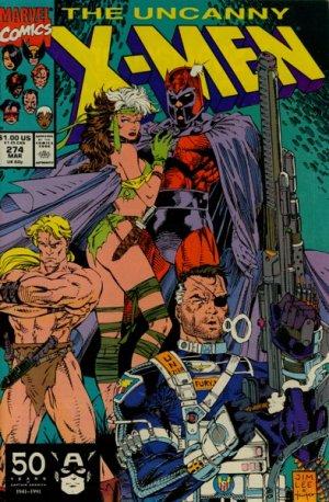 Uncanny X-Men 274