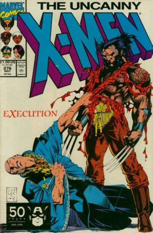 Uncanny X-Men # 276