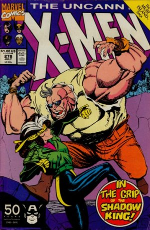 Uncanny X-Men # 278 Issues V1 (1963 - 2011)