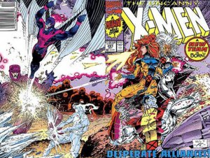 Uncanny X-Men # 281 Issues V1 (1963 - 2011)