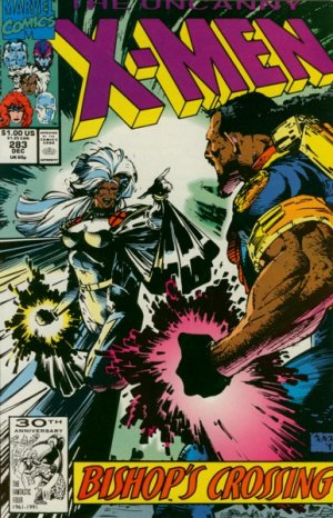 Uncanny X-Men # 283 Issues V1 (1963 - 2011)